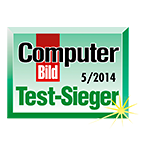 Testsieger -