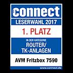 """""""FRITZ!Box 7590 ist Router des Jahres!"""""""