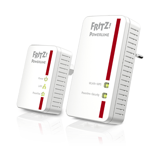 FRITZ!Powerline 8E WLAN Set  AVM Deutschland