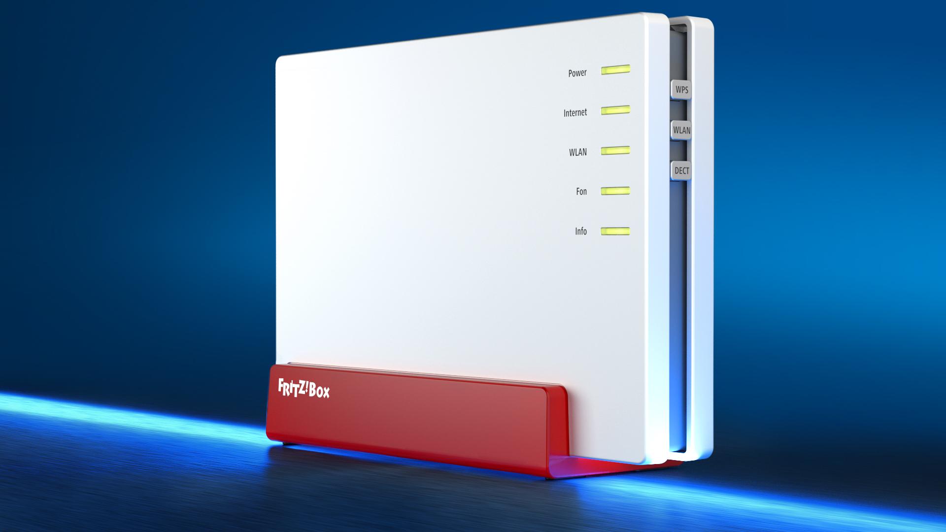 Bereit für die schnelle DSL-Zukunft: AVM mit leistungsstarken ...