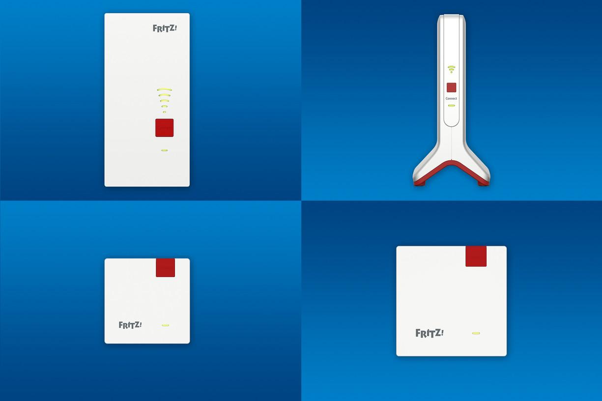 MWC 20 AVM präsentiert vier neue WLAN Mesh Repeater   AVM ...